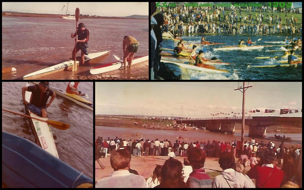 Berg River Canoe Marathon 1983