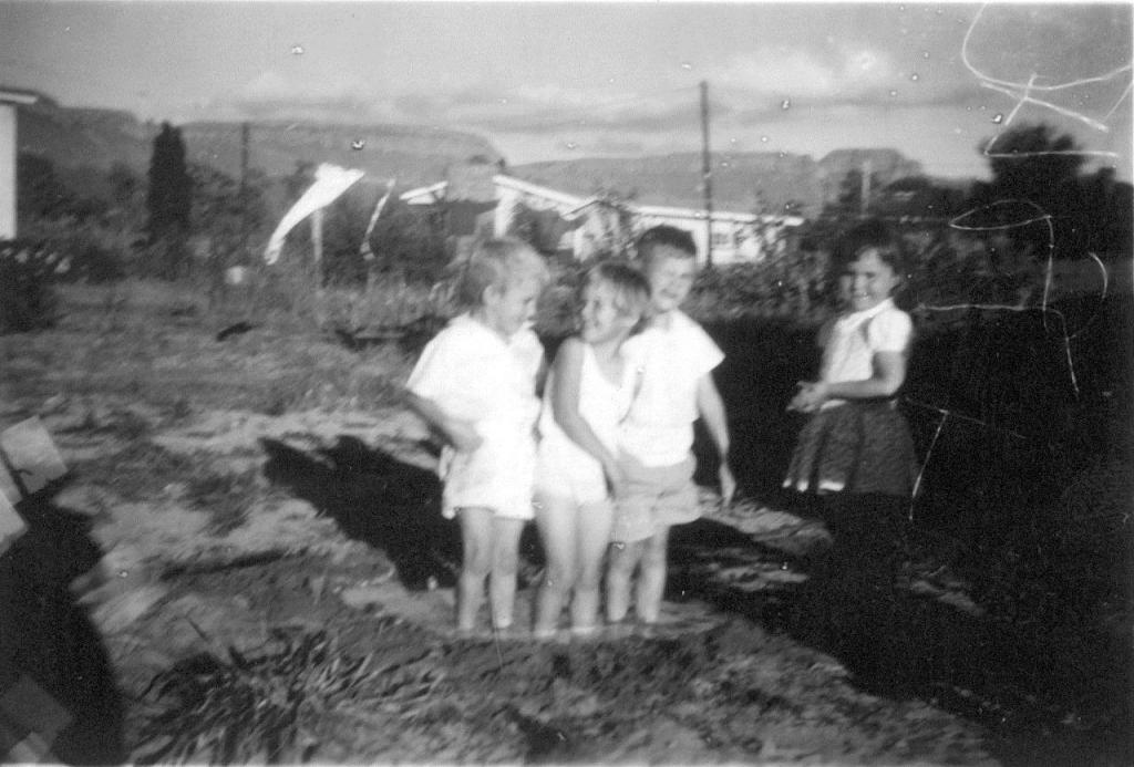 Koos, Anne, Donald & Sheila
